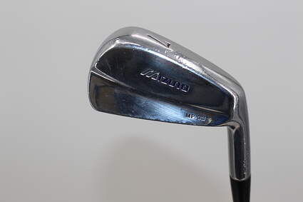 Mizuno MP 33 Single Iron 7 Iron Stock Steel Shaft Steel Stiff Right Handed 37.75in