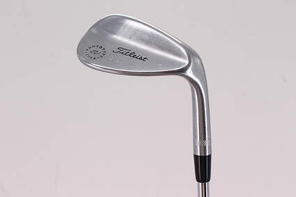 Tour Issue Titleist Vokey Special Grind Wedge Lob LW 60° True Temper Dynamic Gold Steel Right Handed 35.0in