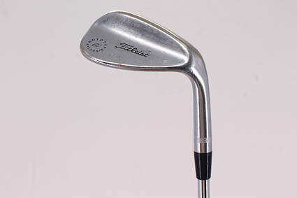 Tour Issue Titleist Vokey Special Grind Wedge Lob LW 60° True Temper Dynamic Gold Steel Wedge Flex Right Handed 35.0in