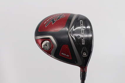 Cobra ZL Encore Red Driver 10.5° Cobra Fujikura Motore F3 55 Graphite Regular Right Handed 45.5in