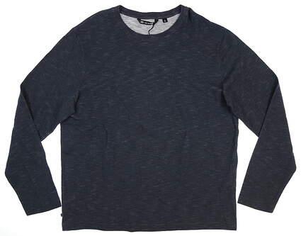 New Mens Travis Mathew Marty Sweater XX-Large XXL Blue Nights MSRP $80 3MP016