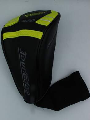 Tour Edge Bazooka 470 Driver Headcover Black/Yellow