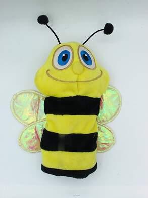 Daphne Bumble Bee Fairway Wood Headcover black/Yellow