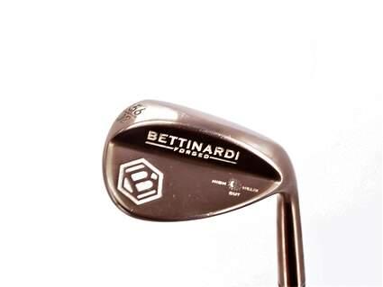 Bettinardi H2 Cashmere Bronze Wedge Sand SW 56° 12 Deg Bounce Project X 6.0 Steel Stiff Right Handed 36.25in