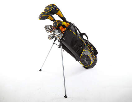 Tour Edge Bazooka 260 Men's Complete Golf Club Set Steel Regular/Stiff Right Handed