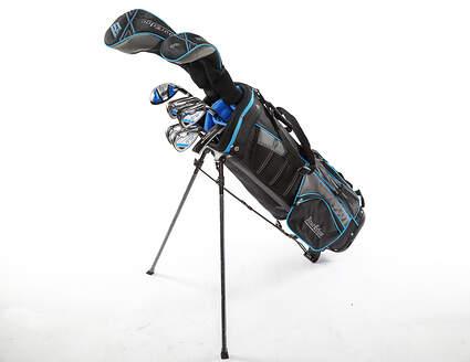 Tour Edge Bazooka 360 Varsity Complete Golf Club Set Junior Right Handed