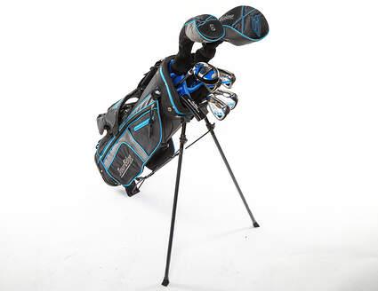 Tour Edge Bazooka 360 Varsity Complete Golf Club Set Junior Left Handed