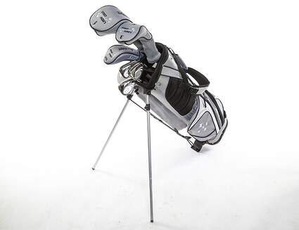 Tour Edge Lady Edge 18 Starter Golf Set Standard Black Graphite Right Hand