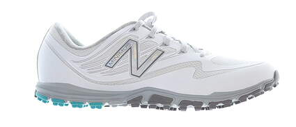New Womens Golf Shoe New Balance 1006 Medium 9 White MSRP $85 NBGW1006WT