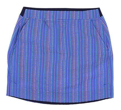 New Womens Ralph Lauren Golf Skort X-Small XS Blue MSRP $145