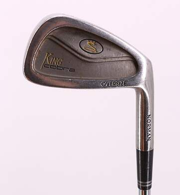 Cobra Cobra Oversize Norman Grind Single Iron 3 Iron Rifle 6.0 Steel Stiff Right Handed 39.25in