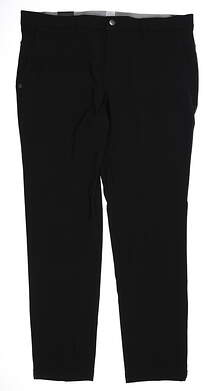 New Mens Adidas Ultimate 365 Pants 36 x32 Black MSRP $80 DZ8593