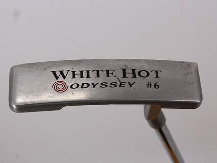 Odyssey White Hot 6 Putter Steel Right Handed 34.0in