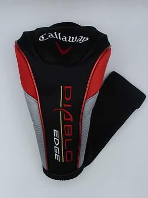 Callaway Diablo Edge Driver Headcover Black / Red