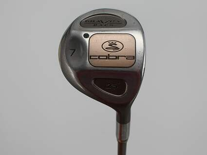 Cobra Gravity Back Fairway Wood 7 Wood 7W 25° Stock Graphite Shaft Graphite Ladies Right Handed 40.75in
