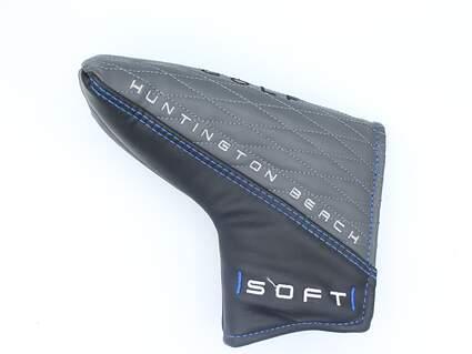 Cleveland Huntington Beach Soft Blade Putter Headcover Black/Gray