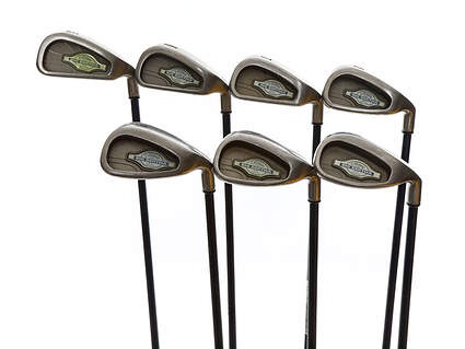 Callaway X-12 Iron Set 5-PW SW Callaway RCH 99 Graphite Regular Right Handed 38.25in
