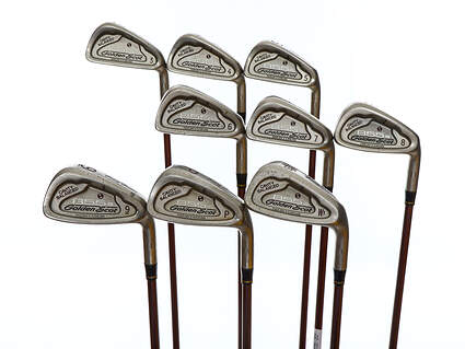 Tommy Armour 855S Golden Scot Iron Set 3-PW GW Stock Graphite Shaft Graphite Stiff Right Handed 38.5in