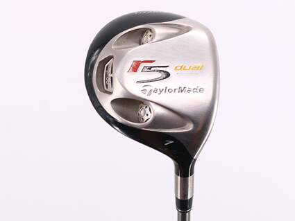 TaylorMade R5 Dual Fairway Wood 7 Wood 7W TM M.A.S.2 55 Graphite Senior Right Handed 42.0in