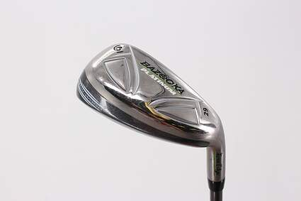 Tour Edge Hot Launch 3 Iron-Wood Single Iron 6 Iron 29° Bazooka Platinum Series Graphite Stiff Right Handed 37.75in