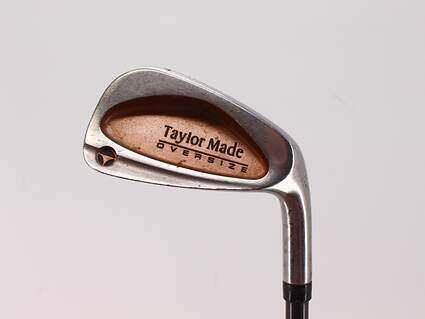 TaylorMade Burner Oversize Single Iron 7 Iron TM Bubble Graphite Regular Right Handed 37.25in