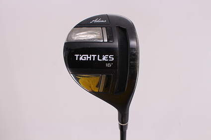 Adams 2013 Tight Lies Fairway Wood 3 Wood 3W 16° Mitsubishi Bassara E-Series 55 Graphite Regular Right Handed 42.5in