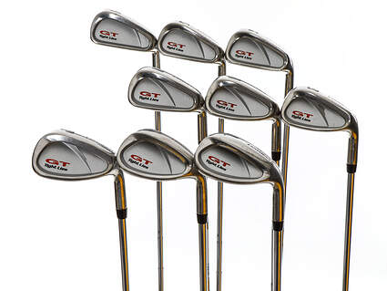 Adams Tight Lies GT Iron Set 4-PW SW LW Adams Performance Tech Steel Steel Uniflex Right Handed 38.0in