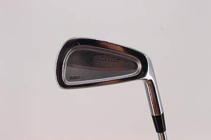 Titleist 690 CB Forged Single Iron 4 Iron True Temper Dynamic Gold S300 Steel Stiff Right Handed 39.0in
