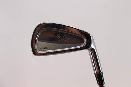 Titleist 690 CB Forged Single Iron 5 Iron True Temper Dynamic Gold S300 Steel Stiff Right Handed 38.25in