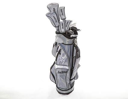 Tour Edge Lady Edge 18 Complete Golf Set Petite Black Graphite Right Hand