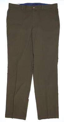 New Mens Bobby Jones Pants 38 Safari MSRP $129 BJM50003