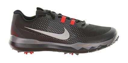New Mens Golf Shoe Nike TW '15 Medium 9 Black MSRP $250 704884 001