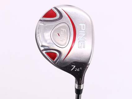 Ping Faith Fairway Wood 7 Wood 7W 26° Swing Science 200 Series Graphite Ladies Right Handed 41.5in