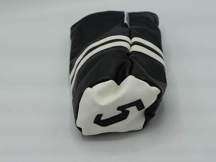 Cleveland Classic Collection 5W Leather Fairway Wood Headcover Black/White