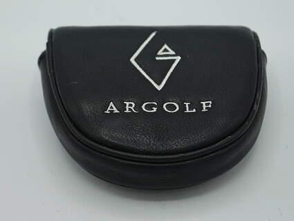 ARGOLF Pendragon Mallet Putter Headcover w/Magnetic Closure Black