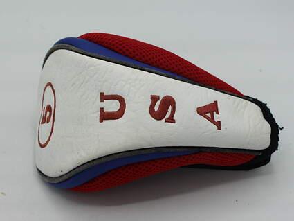 Custom U.S.A. #5W Fairway Wood Headcover Red/White/Blue