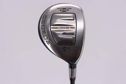 Mizuno T-Zoid Forged Fairway Wood 5 Wood 5W 18° Stock Graphite Shaft Graphite Regular Right Handed 43.0in