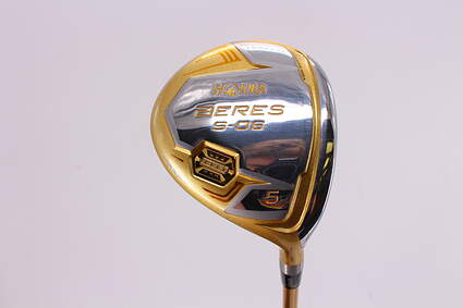 Honma S-06 Fairway Wood 5 Wood 5W Armrq X 47 Graphite Stiff Right Handed 42.0in