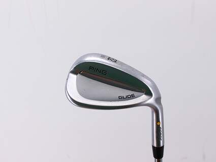 Ping Glide Wedge Gap GW 52° Standard Sole Ping CFS Steel Wedge Flex Right Handed Yellow Dot 35.75in
