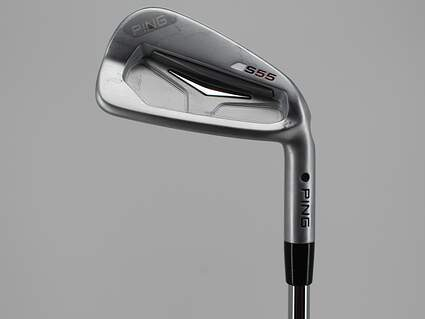 Ping S55 Single Iron 4 Iron True Temper Dynamic Gold 120 Steel X-Stiff Right Handed Black Dot 38.5in