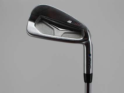 Ping S55 Single Iron 4 Iron Dynamic Gold Tour Issue X100 Steel X-Stiff Right Handed Blue Dot 39.0in
