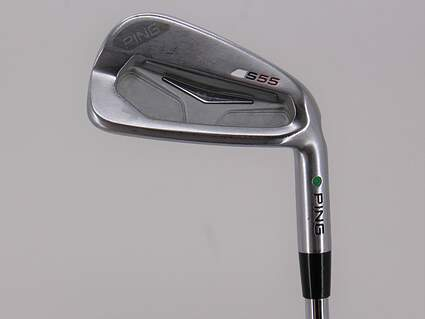 Ping S55 Single Iron 6 Iron Project X 6.5 Steel X-Stiff Right Handed Green Dot 37.75in