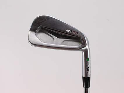 Ping S55 Single Iron 5 Iron Project X 6.5 Steel X-Stiff Right Handed Green Dot 38.25in