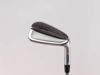 Ping iBlade Single Iron 7 Iron FST KBS Tour-V 120 Steel X-Stiff Right Handed Yellow Dot 37.5in
