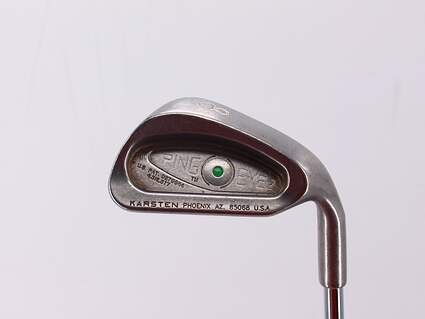 Ping Eye 2 Single Iron 8 Iron 36° Ping ZZ Lite Steel Stiff Right Handed Green Dot 37.5in