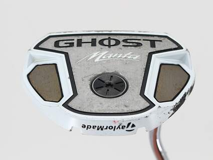 TaylorMade Ghost Manta Putter Steel Right Handed 35.0in