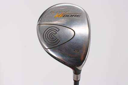 Cleveland Hibore Fairway Wood 3 Wood 3W 15° Cleveland Actionlite 55 Graphite Regular Right Handed 43.25in