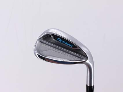 Cleveland CBX Wedge Gap GW 50° 11 Deg Bounce Cleveland Action Ultralite 50 Graphite Ladies Right Handed 34.75in