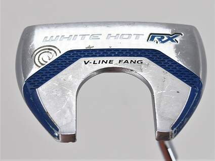 Odyssey White Hot RX V-Line Fang Putter Steel Right Handed 30.0in