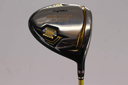Honma S-06 Driver 10.5° Armrq X 47 Shaft Graphite Regular Right Handed 46.25in
